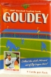 2007 Goudey Wax Pack