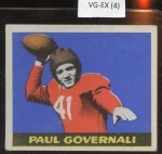 Paul Governali (New York Giants)