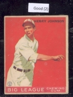 henry johnson (Boston Red Sox)