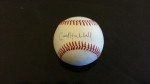 Carl Hubbell Autographed Baseball PSA/DNA (New York Giants)