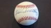 Eddie Mathews Autographed Baseball - PSA/DNA (Braves)
