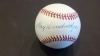 Ray Dandridge Autographed Baseball - PSA/DNA