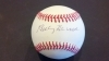 Billy Herman Autographed Baseball (Cubs)