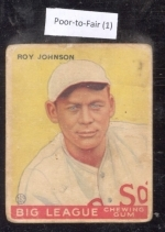 roy johnson (Boston Red Sox)