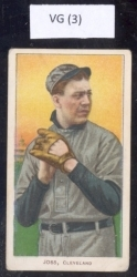 Addie Joss / pitching / sweet cap (Cleveland)