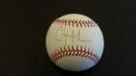 Clayton Kershaw Autographed Baseball (Dodgers)