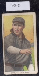 Joe Lake (No ball) Sweet Cap (St. louis amer)