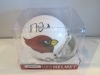 Matt Leinart Autographed Mini Helmet (Arizona Cardinals)