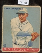 fred lindstrom (Pittsburgh Pirates)