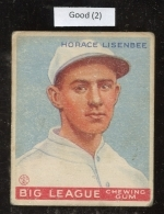 horace lisenbee (Buffalo Bisons)