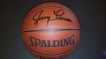 Jerry Lucas - Autographed Basketball - PSA (New York Knicks)