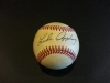 Luke Appling Autographed Baseball PSA/DNA (Milwaukee Braves)