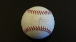 Autographed Baseball Russell Martin (Los Angeles Dodgers)