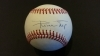 Willie Mays Autographed Baseball - PSA/DNA (San Francisco Giants)