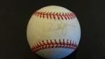 Autographed Baseball Mark McGwire - GAI (Oakland Athletics)