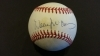 Willie McCovey Autographed Baseball (San Francisco Giants)