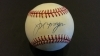 Joe Morgan Autographed Baseball - PSA/DNA (Cincinnati Reds)