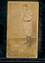 Jimmy Burns (Kansas City) Batting