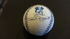 Phil Rizzuto Autographed Baseball - GAI (New York Yankees)