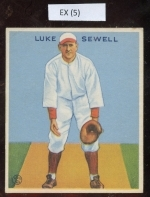 Luke Sewell (Washington Senators)