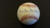 Duke Snider Autographed Baseball - PSA/DNA (Dodgers)