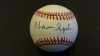 Warren Spahn Autographed Baseball - PSA/DNA (Braves)