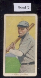 george stovall / batting / Piedmont (Cleveland)