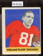 Bill  Swiacki RC BL (New York Giants)