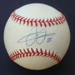 Autographed Baseball Frank Thomas PSA/DNA (Chicago White Sox)