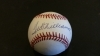 Ted Williams Autographed Baseball - GAI (Boston Red Sox)