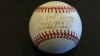 Ralph Terry Autographed Baseball (Yankees)