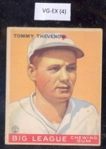 tommy thevenow (Pittsburgh Pirates)