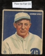 george uhle (Detroit Tigers)