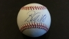 Brandon Webb Autographed Baseball - GAI (Arizona Diamondbacks)