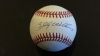 Billy Williams Autographed Baseball - CSC (Chicago Cubs)