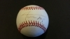 Willie Mays Autographed Baseball - GAI (Giants)