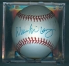 Autographed Baseball Willie McCovey GAI (San Francisco Giants)