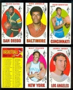 1969-70 Topps Complete Set