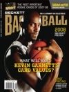 Basketball Beckett Monthly July/August 2008
