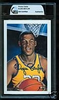 Elgin Baylor Autographed Postcard (Los Angeles Lakers)