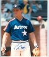 Craig Biggio Autogrpahed 8 x 10 (Houston Astros)