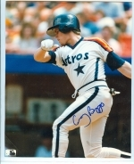 Craig Biggio Autogrpahed 8x10 (Houston Astros)