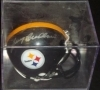 Terry Bradshaw Mini Helmet (Pittsburgh Steelers)