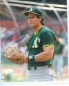 Jose Canseco Autogrpahed 8 x 10 (Oakland Athletics)