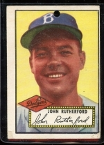 John Rutherford (Brooklyn Dodgers)