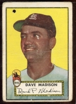 Dave Madison (St. Louis Browns)