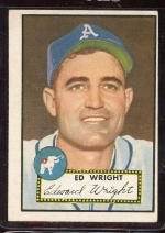 Ed Wright (Philadelphia Athletics)