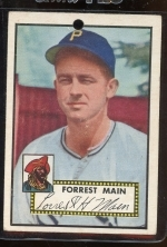 Forrest Main (Pittsburgh Pirates)