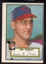 Jim Fridley (Cleveland Indians)