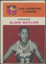 Elgin Baylor RC (Los Angeles Lakers)